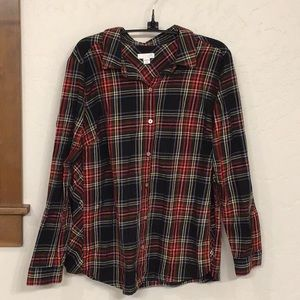 J Jill flannel, MP